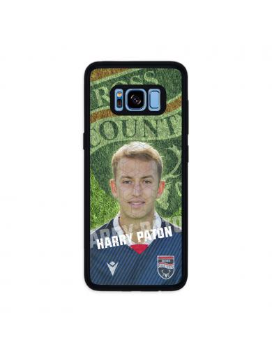 Ross County FC Harry Paton...