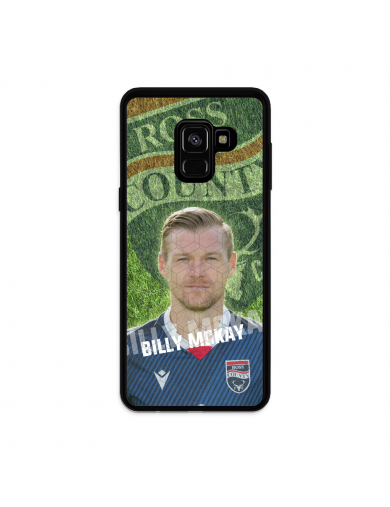 Ross County FC Billy McKay...