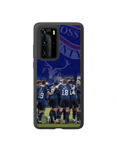 Ross County FC TEAM Phone Case