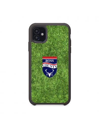 Ross County FC Logo Green...