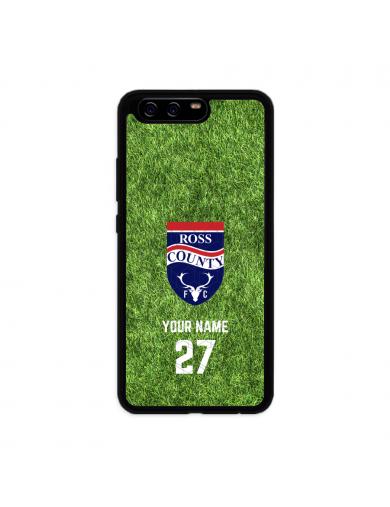 Ross County FC Logo Green +...