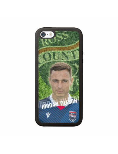 Ross County FC Jordan...
