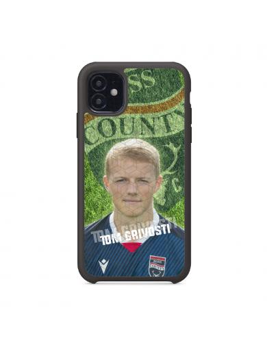 Ross County FC Tom Grivosti...