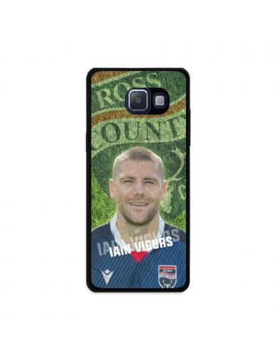 Ross County FC Iain Vigurs...