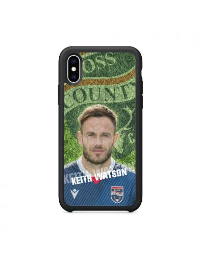 Ross County FC Keith Watson...