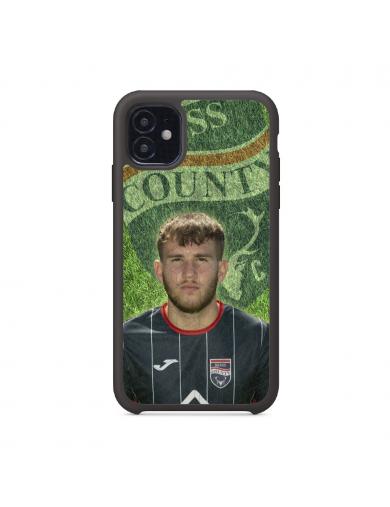 Ross County FC Jake Vokins...