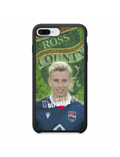 Ross County FC Oli Shaw...